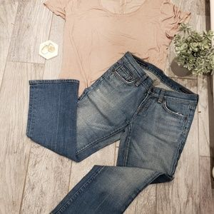 Citizens of Humanity Kelly #063 Cropped Jean Sz 26